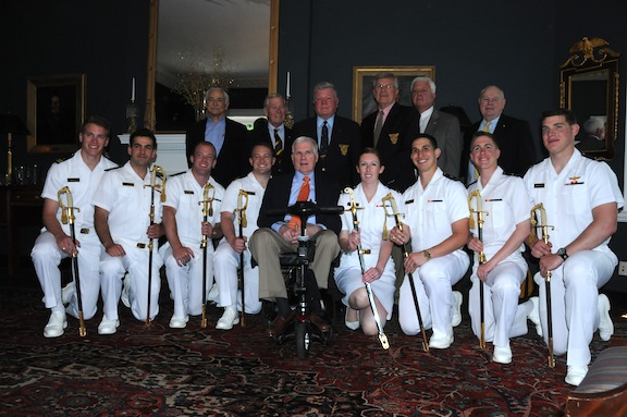 another link in the chain the usna class of 1963